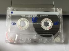 Wholesale 10 pcs EF60 60 Minutes Authentic Normal Position Type 1 Recording Blank Cassette Tapes.(China)