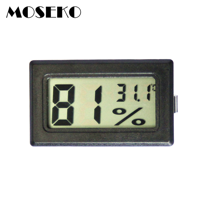 MOSEKO Hot Sale 1PC Mini Digital LCD Digital Termometer Elektronisk - Hushållsvaror