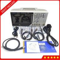 Hantek DSO4102C usb анализатор спектра с осциллографом ПК