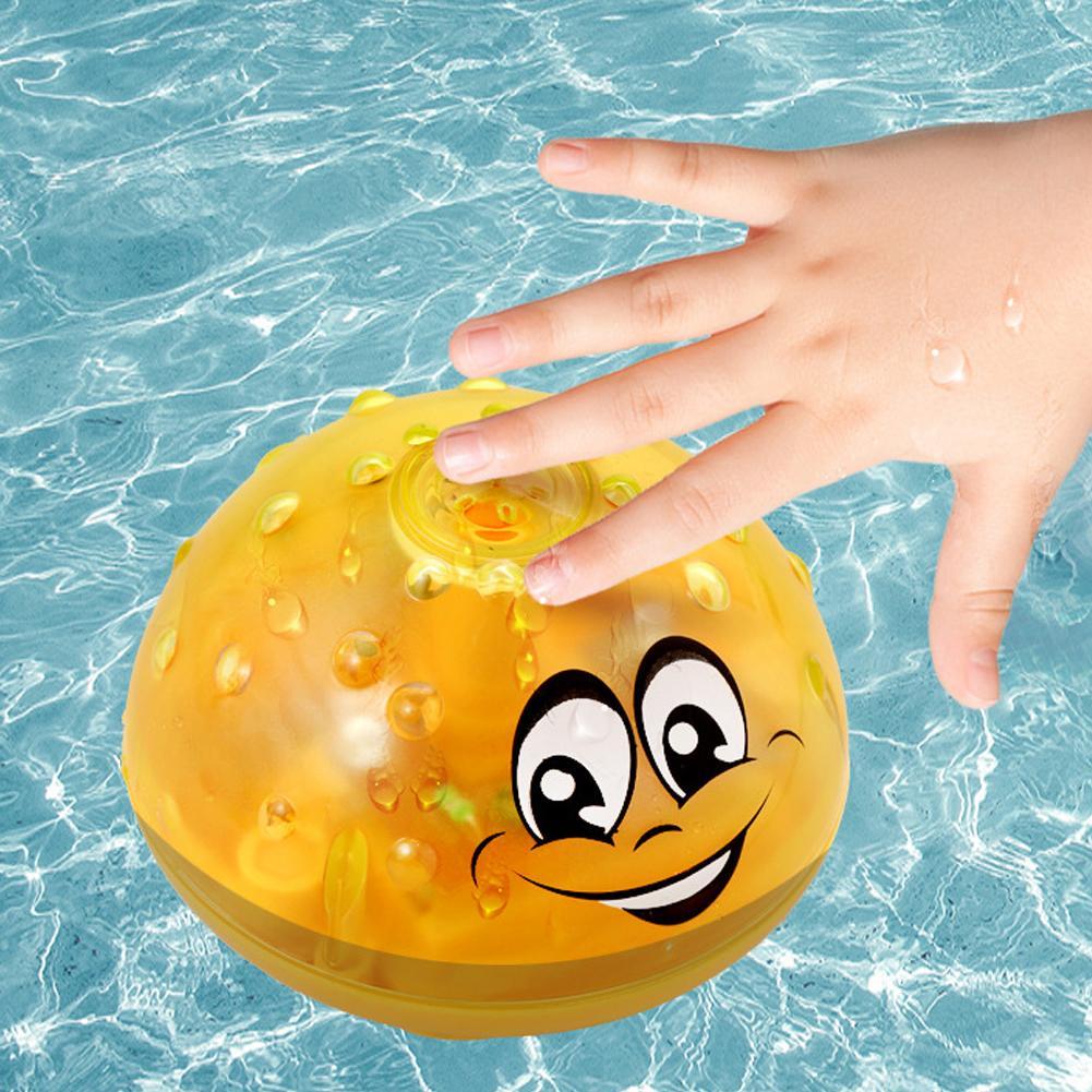 Spray de água ufo 3d para crianças,