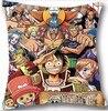 Free Shipping Customized Zippered Pillowcase Japanese Anime Manga One Piece Cool Style Lovely Case Nice Unique
