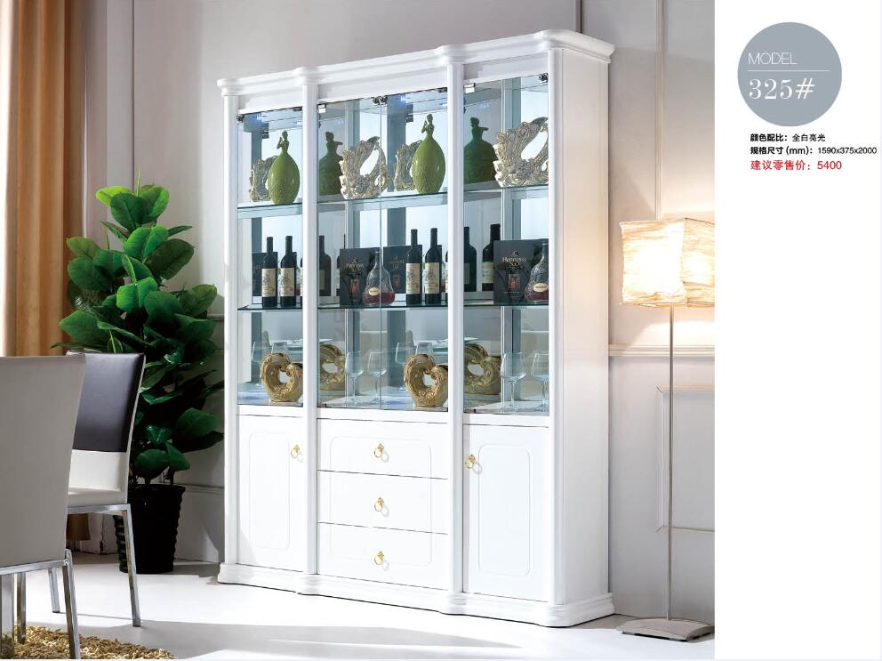 325# Living Room Furniture Wine Cabinet Display Four Doors Showcase Wine  Cooler In Living Room Cabinets From Furniture On Aliexpress.com | Alibaba  Group