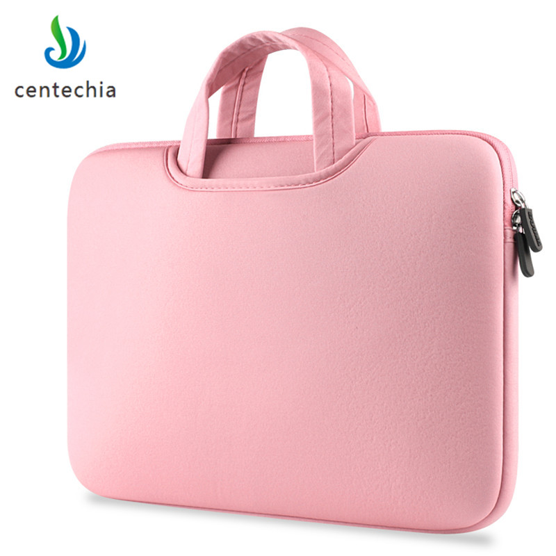Image 4 - Centechia 11 13.3 15.4 15.6 inch Laptop Bag Case Laptop Handbags Sleeve Case  Zipper Computer Sleeve Case For Laptop PC Tablet-in Laptop Bags & Cases from Computer & Office