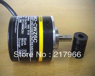 incremental rotary encoder E6B2-CWZ6C 500P/R Industrial encoder ,dimenstion 40mm