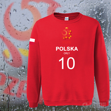 Poland nation team hoodies font b men b font sweatshirt font b polo b font sweat