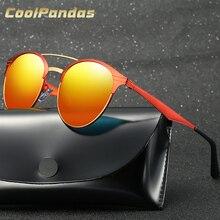 ФОТО  Unisex  Designer  Sun Glasses Polarized Coating Mirror Sunglasses Round Male Eyewear  Men/Women UV400 Oculos
