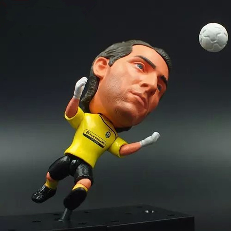 865464bfd181 Serie A Juventus Football Club Football Star Paul Pogba Dolls FC Soccer  Fans Souvenir Kids Christmas Gift DIY Toy Football Doll -in Dolls from Toys  ...