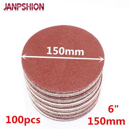 JANPSHION 100pcs 6