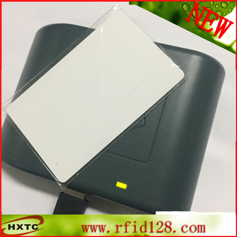 Free Shipping 13.56mHz USB Proximity Sensor Smart rfid Card Reader (Only read)For S50/M1 Card/Tag No Need Driver free shipping tm card reader 1990a f5 usb reader plug and play 5pcs ds1990a f5 ibtton tag