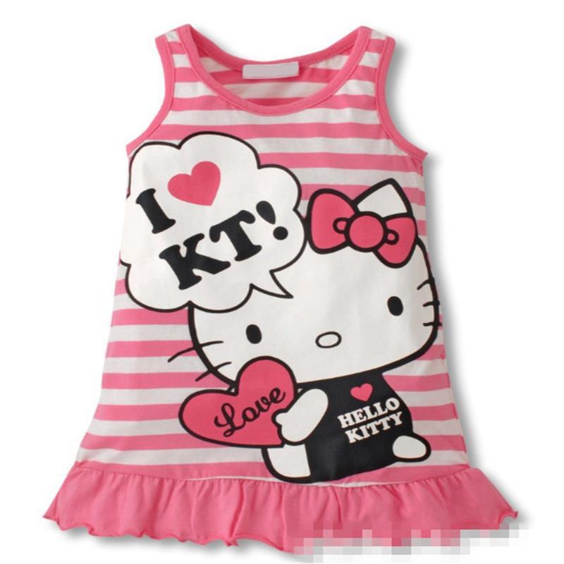 Retail-princess-New-2017-summer-1pcs-baby-girls-lovely-clothing-princess-children-cartoon-kids-dress-4