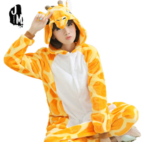 2016 New Arrival Character Full Hooded Spring Pajama Sets