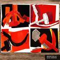 Коммунизм натюрморт, Абстрактная Живопись Маслом Рисование искусство Спрей Без Рамы Холст Безрамное вино камень железный исламской провода 44090565