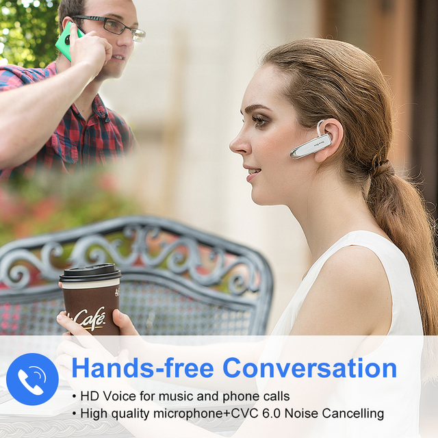Hands-free Bluetooth Headphone 1