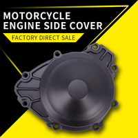 Motorcycle Engine Cover Motor Stator Cover CrankCase Cover Shell For Yamaha YZF1000 R1 2009 2010 YZF R1 09 10 Accessories