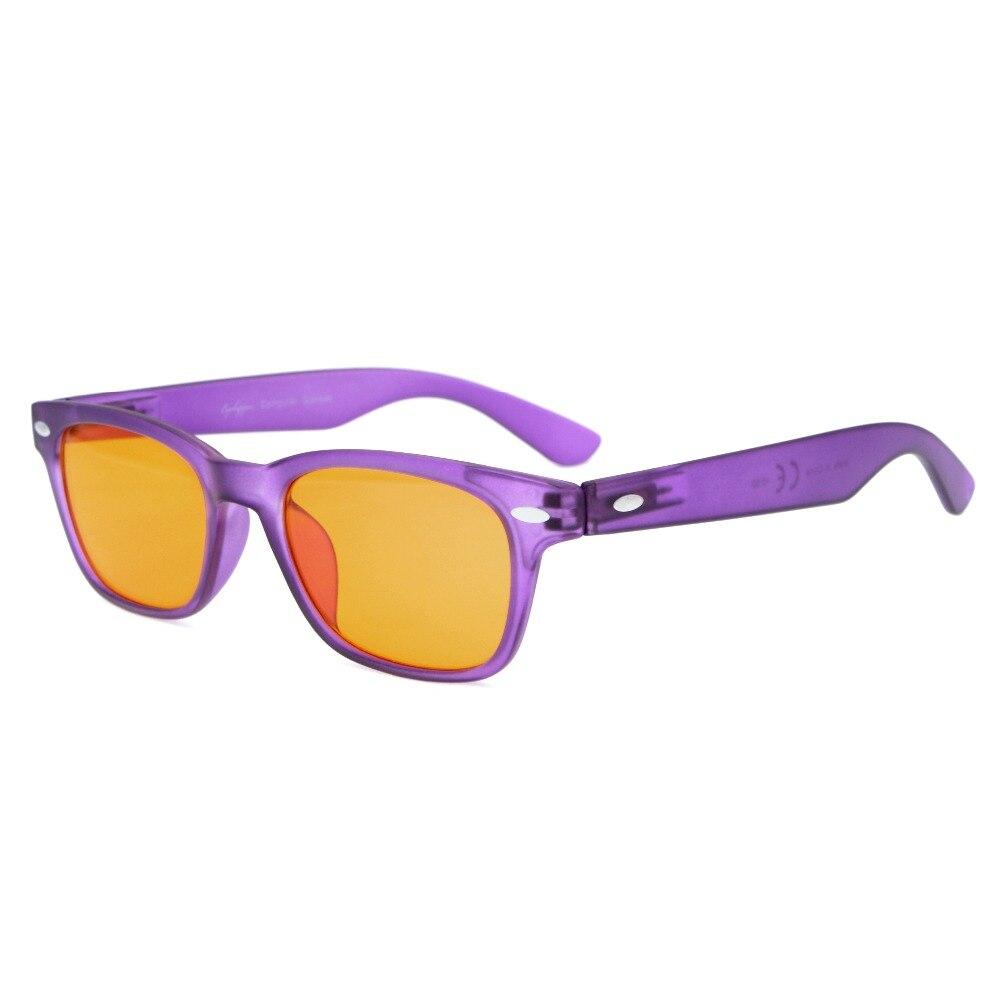 f55f879d2917 Aliexpress.com : Buy DS148 Eyekepper Blue Light Blocking Eyeglasses Sleep  Glasses Prevent Eye Strain Game Eyewear Dark Orange Lenses from Reliable  eyeglass ...