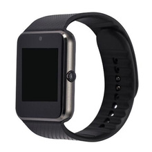 Smart Watch Clock Sync Notifier Support Sim Card Bluetooth Connectivity For Samsung Android Phone font b