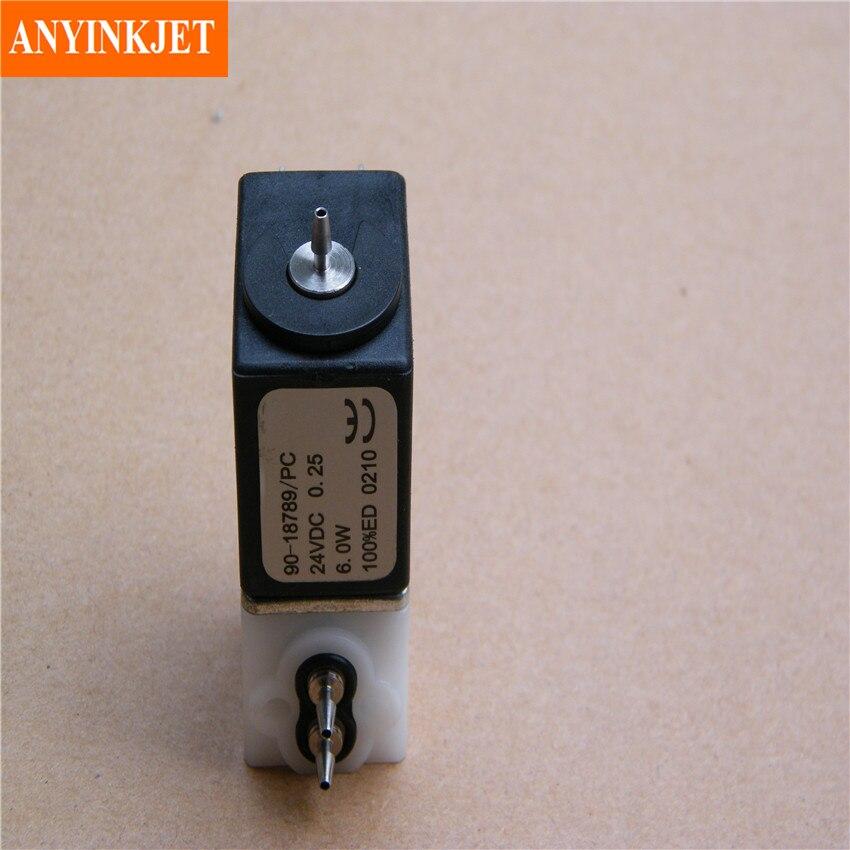 高品質電磁弁3way LB74125用linxプリンタ  グループ上の パソコン & オフィス からの カートリッジ チップ の中 2