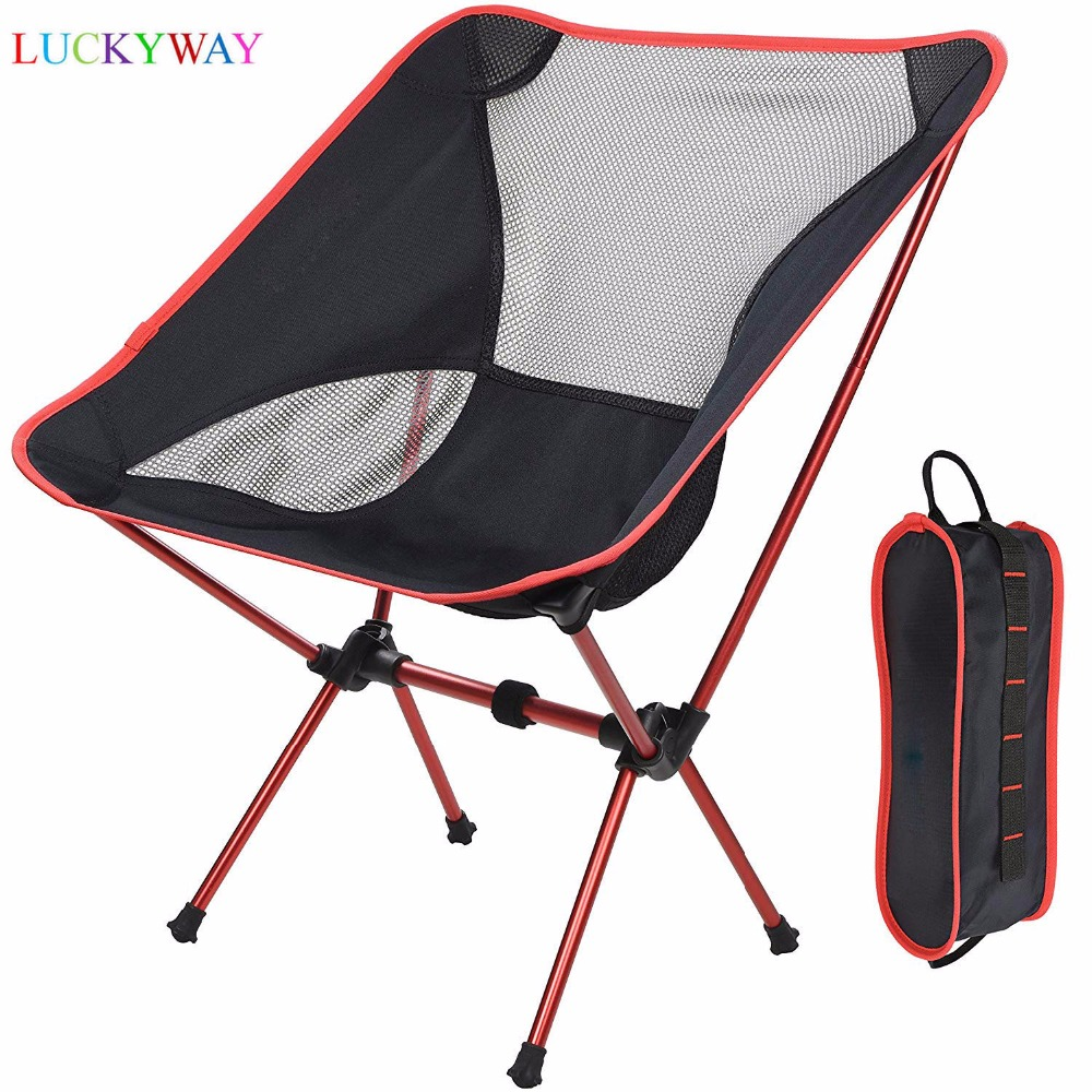 Luckyway Portable Foldable Folding DIY Table Chair Desk Camping BBQ Hiking Traveling Outdoor Picnic 7075 Aluminium Alloy FrameLuckyway Portable Foldable Folding DIY Table Chair Desk Camping BBQ Hiking Traveling Outdoor Picnic 7075 Aluminium Alloy Frame
