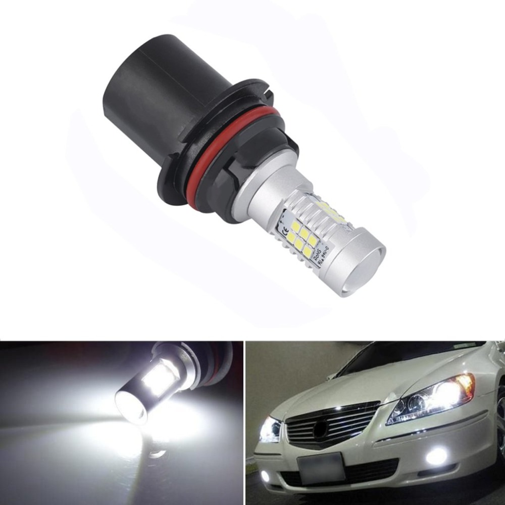 6500k High Efficiency Car LED Bulb HID White High Power 9007 HB5 21W 2538 Headlamp LED Bulb Lamp Car External Light Headlight