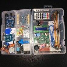 Новейший стартер RFID комплект для Arduino UNO R3 Модернизированная версия Обучающий набор для программирования микробит с розничной коробкой