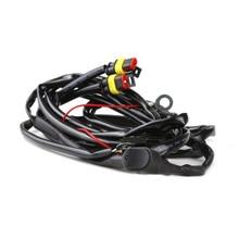 FADUIES для BMW мотоцикл светодиодный вспомогательный противотуманный провод освещения переключатель