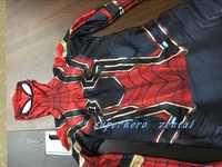 Iron Spider man Kostuum De Avengers 3 Spiderman Homecoming Cosplay Zentai Bodysuit Halloween jumpsuit Volwassen/Kinderen Gratis Verzending