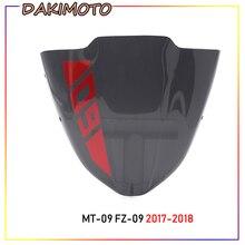 Для YAMAHA MT-09 MT09 MT 09 Аксессуары для мотоциклов ветер Экран лобовое стекло Щит Экран Viser Козырек спереди Стекло