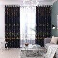 Занавески крючки Starlight с принтом оленя Высокая затеняющая занавеска для гостиной занавески для спальни шторы Cortinas Dormitory