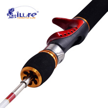 iLure 2017 ice fishing rod raft rod high-quality carbon fiber fishing rods winter carp fishing rods fishing tackle tools pesca