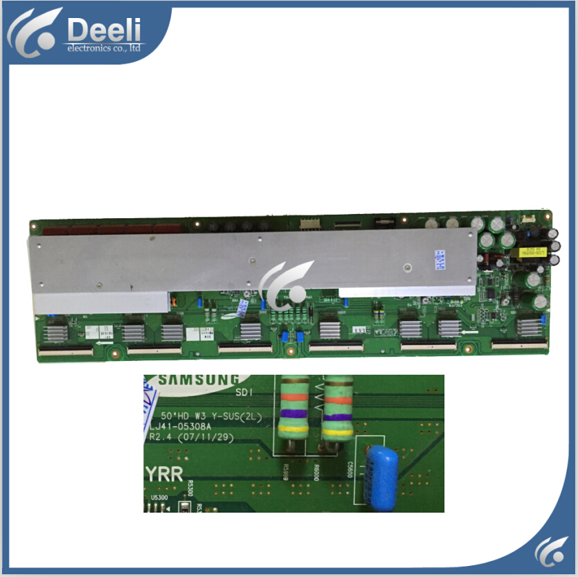 EMS Working good 95% new original for DAC-19M010 DAC-19M008 DAC-19M009 Power Supply Board AL2216W VX2233WM 95% new used board good working original for power supply board la40b530p7r la40b550k1f bn44 00264a h40f1 9ss board