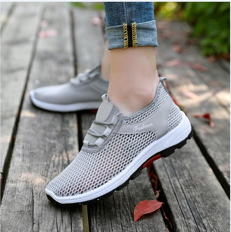 ecca814ff6e US $0.51 49% OFF|Tidal Current Old Couple Beijing Shoes Walkabout Men Women  Net Shoes Sports Trend Shoes Woman Flat Walking Shoes Sneakers-in Walking  ...