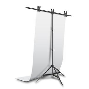 Image 2 - Blanc 68x130 cm 27*51 pouces photographie toile de fond papier mat PVC vinyle sans couture fond étanche à leau