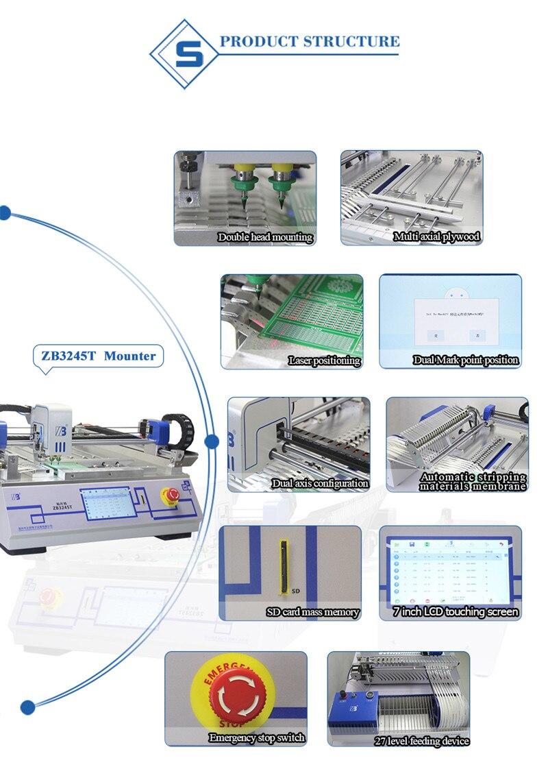 SMT machine ZB3245T (4)