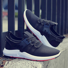 Fashion Casual Shoes Men Comfortable Lightweight Mesh Shoes for Men Breathable Autumn Summer Sneakers for Men Lace up Footwear