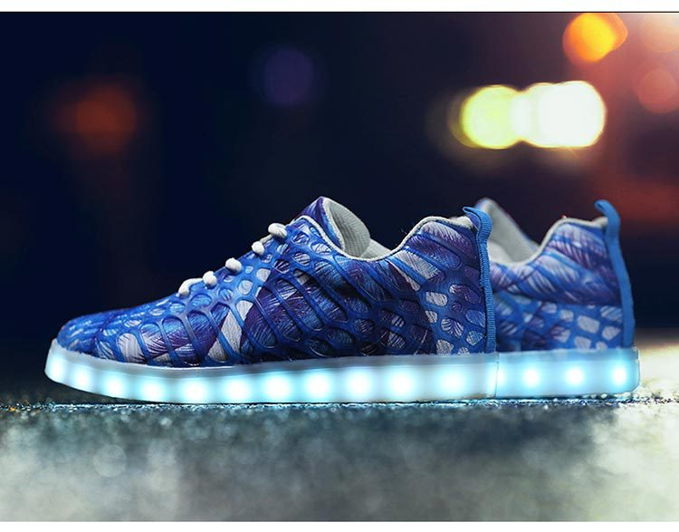 Led Sneakers Mistery 6