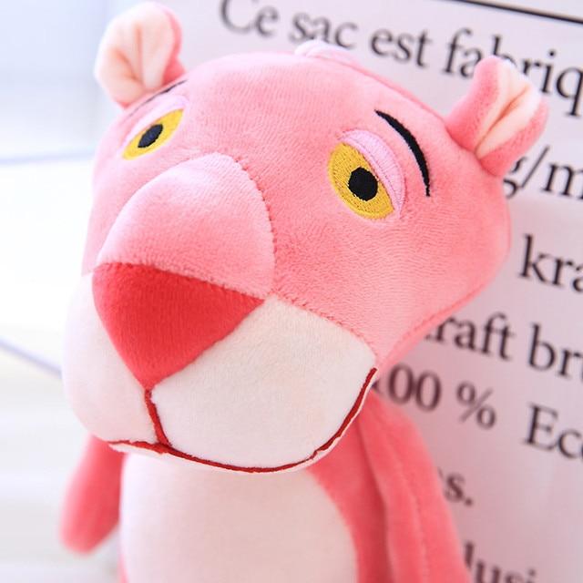 Плюшевая игрушка Фламинго и Розовая пантера 3
