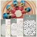 Ver detalles de VERANO Más Nuevo 1 UNIDS MAGICO Serie del arte del clavo 3d pegatinas nail art decal nail art stampingwholesale