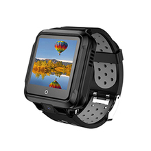 Купить с кэшбэком  IP 6.7 Waterproof Full 4G Smart Watch Google Play WIFI  Android 6.0 support video 1.54 inch screen support Facebook ,twitter