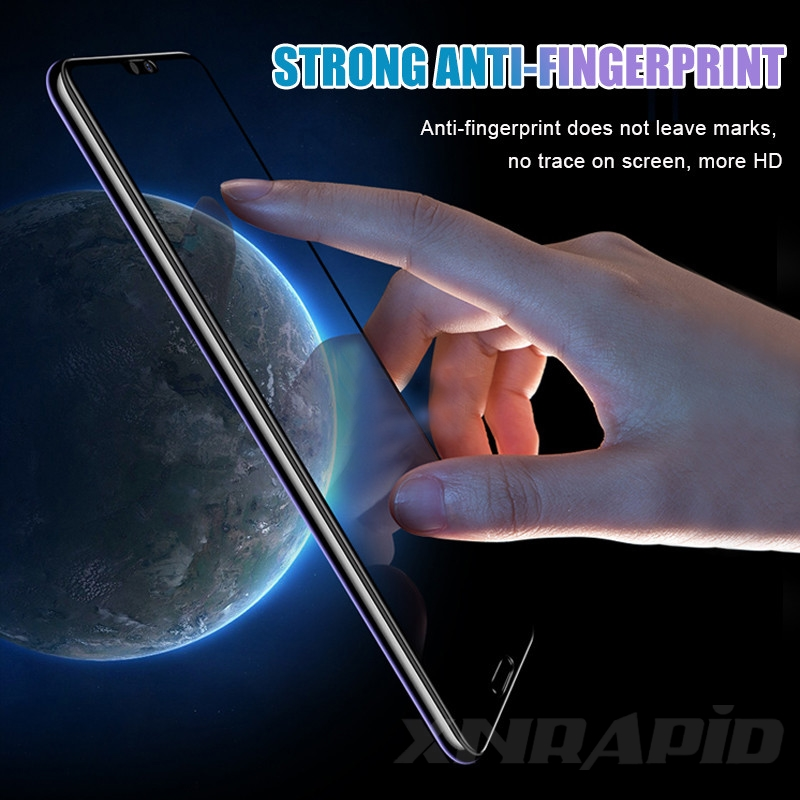20D full screen glass protective film is suitable for huawei P30 P20 Pro lite protective film toughened glass in Phone Screen Protectors from Cellphones Telecommunications