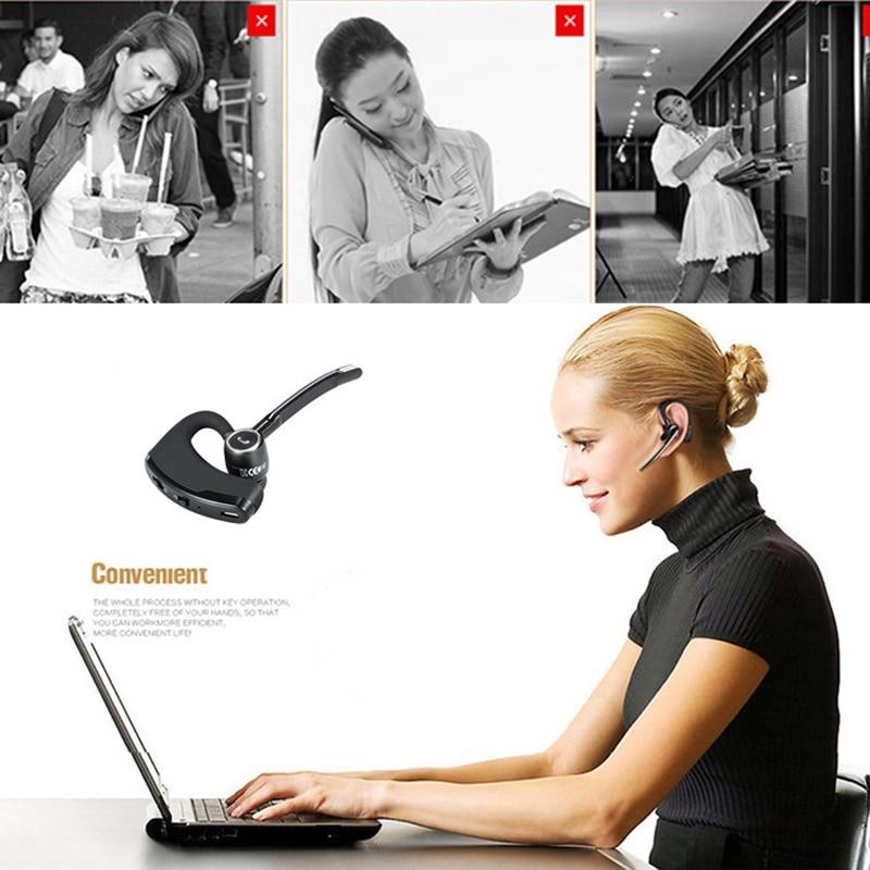 Uus 4.1 Bluetooth-peakomplekti käed-vabad traadita - Kaasaskantav audio ja video - Foto 3