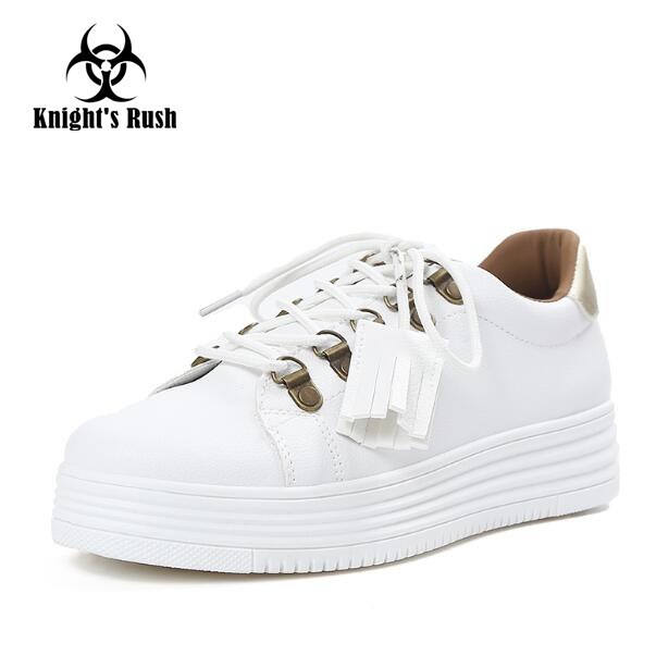 Breathable Fashion White Shoes Woman Footwear Flats 2017 Spring Summer Pu  Slip on Casual Shoes Women Hot Sale Copper Silver ef8f446c5813