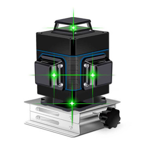 Image 3 - Laser Level 16 lines green line 3D Self Leveling 360 Horizontal And Vertical Super Powerful Laser level green Beam laser level