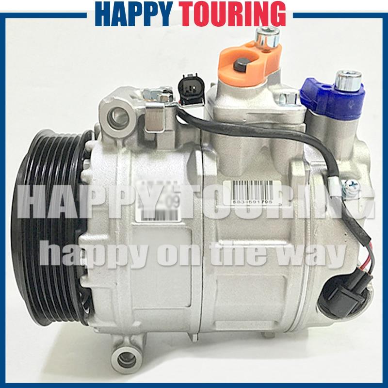 17SEU17C AC AC Air Condition Compressor for MERCEDES BENZ E-CLASS W211 E320 E280 E220 E270 E200 E55 E350 E500 C219 CLS350 CLS55