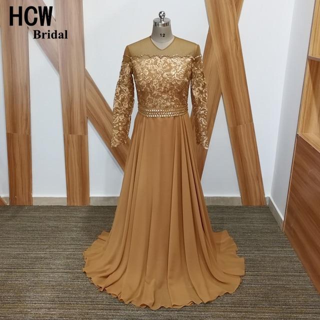 Sleeve Floor Length Formal Dress