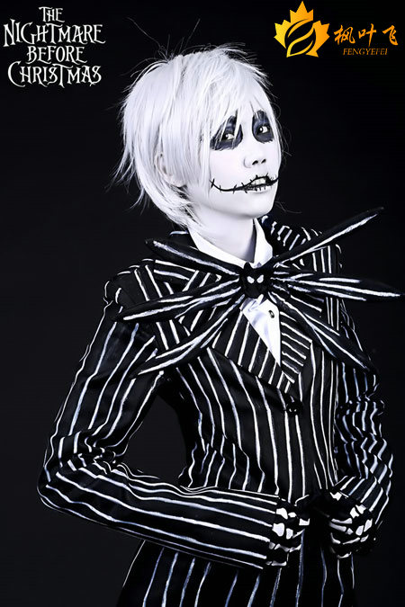 The Nightmare Before Christmas Jack Anime Cosplay Costume For ...