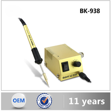 BK-938 mini desoldering station soldering iron, mobile phone / computer repair tools, constant temperature soldering station встраиваемая электрическая варочная панель kuppersberg ics 614