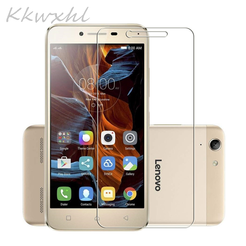 2pcs Tempered Glass For Lenovo K9 K4 K6 Note Z6 Pro A5 K320t S5 P90 A1010   Explosion-proof Protective Film Screen Protector