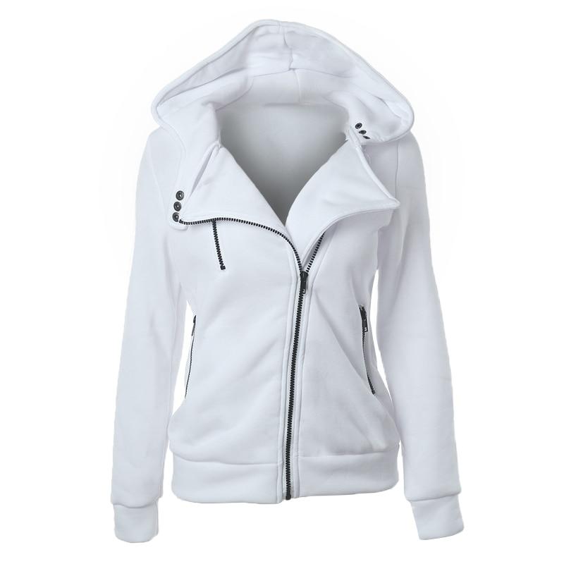 4a5b8bc91cf 2018 Autumn Winter Jacket Women Coat Casual Girls Basic Jackets Zipper  Cardigan Sleeveless Jacket Female Coats