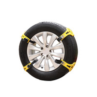 Universal Trucks Snow Chains For Car Wheels Winter Mud Tires Protection Chain Automobiles Roadway Safety Accessories