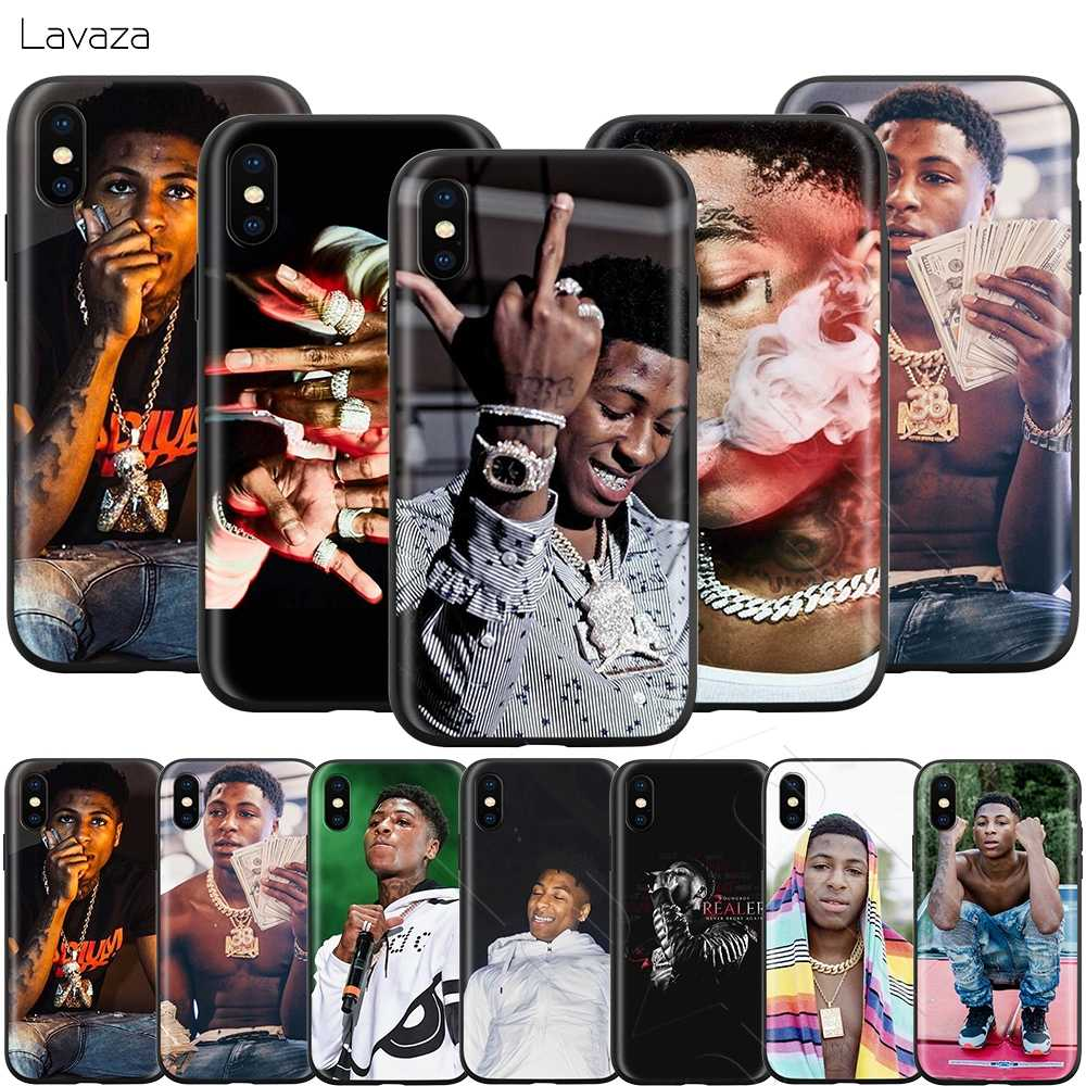 Чехол Lavaza YoungBoy для iPhone 11 Pro XS Max XR X 8 7 6 6S Plus 5 5S se